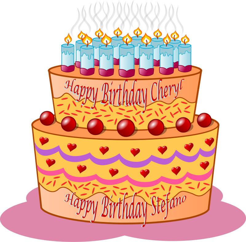 Happy Birthday to Brave Companions Stefano and Cheryl.